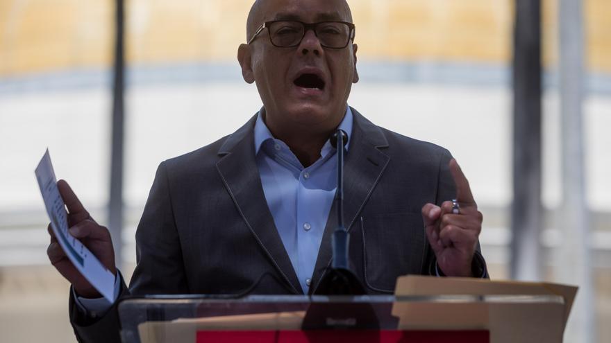 La Asamblea venezolana acusa a la oposición de querer robar dinero retenido en EE.UU.