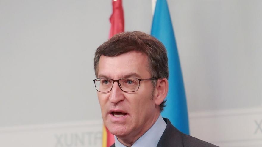 Feijóo asegura que Rajoy tendrá su apoyo y el del PPdeG si decide volver a presentarse