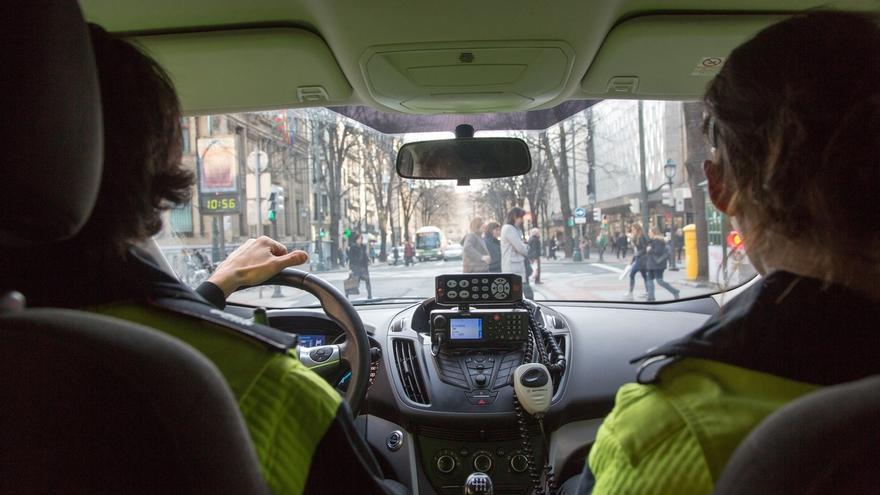 La Policía Municipal de Bilbao pone en marcha este lunes una campaña de control y vigilancia de la velocidad