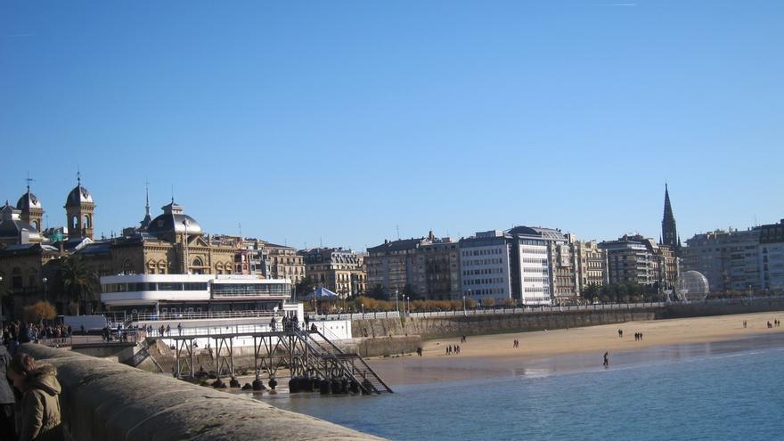 Las ocupación hotelera en Semana Santa en San Sebastián supera el 90% el fin de semana y ronda el 70% el resto de días