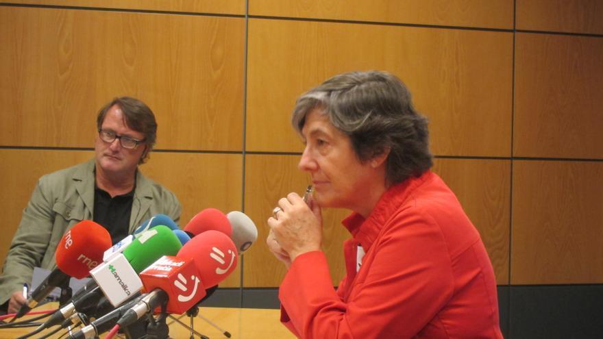 """Mintegi (Bildu) anima a Cataluña a ser """"más ambiciosos"""" y plantear """"otra medida más adecuada"""" que el Concierto"""