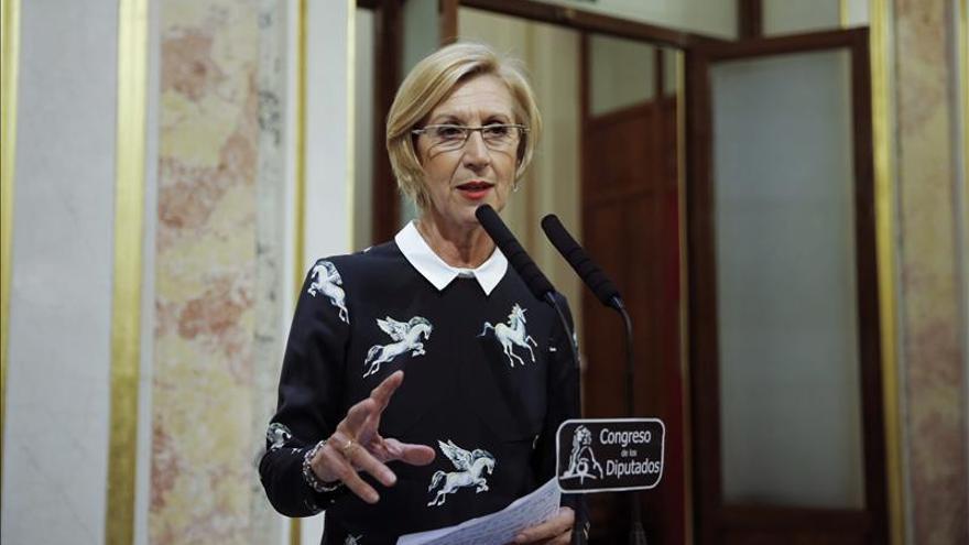 UPyD insta al Gobierno a reclamar a Venezuela la libertad de presos políticos
