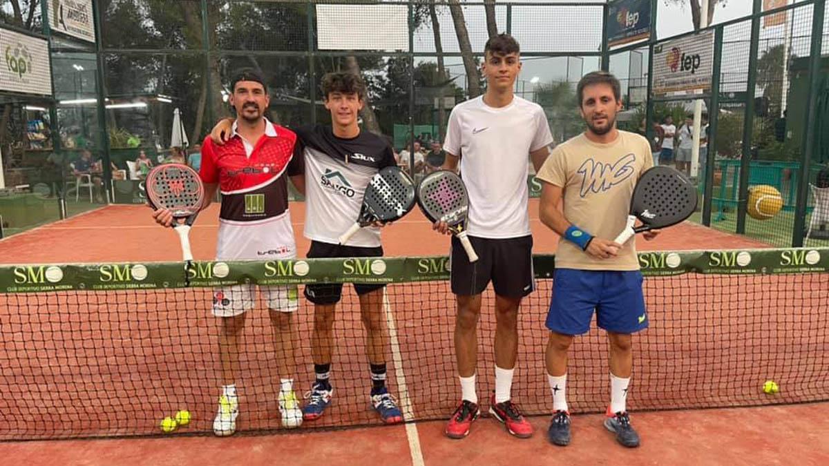 Participantes de los Internacionales Ciudad de Córdoba
