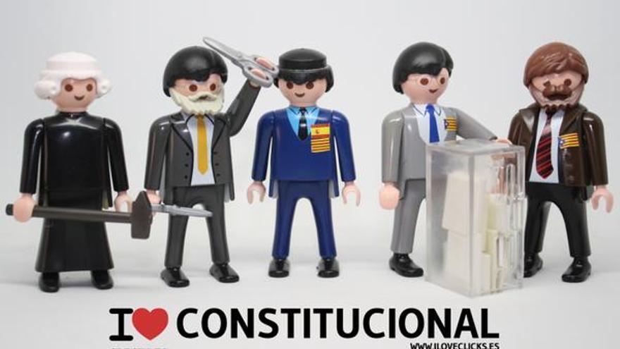 I love Constitucional