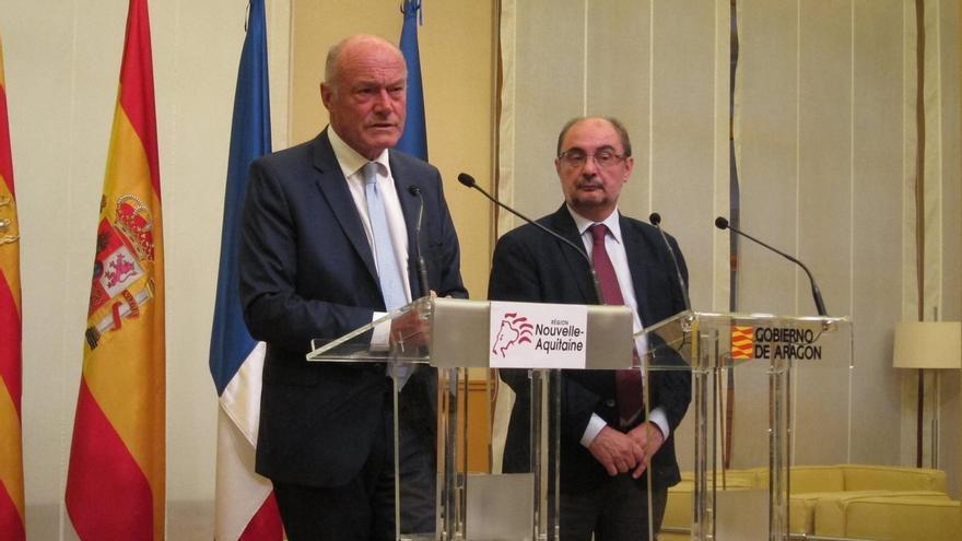 El presidente de Nueva Aquitania (Francia) apela al diálogo para evitar una situación extrema