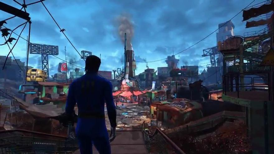 Fallout 4 Enhanced Wasteland