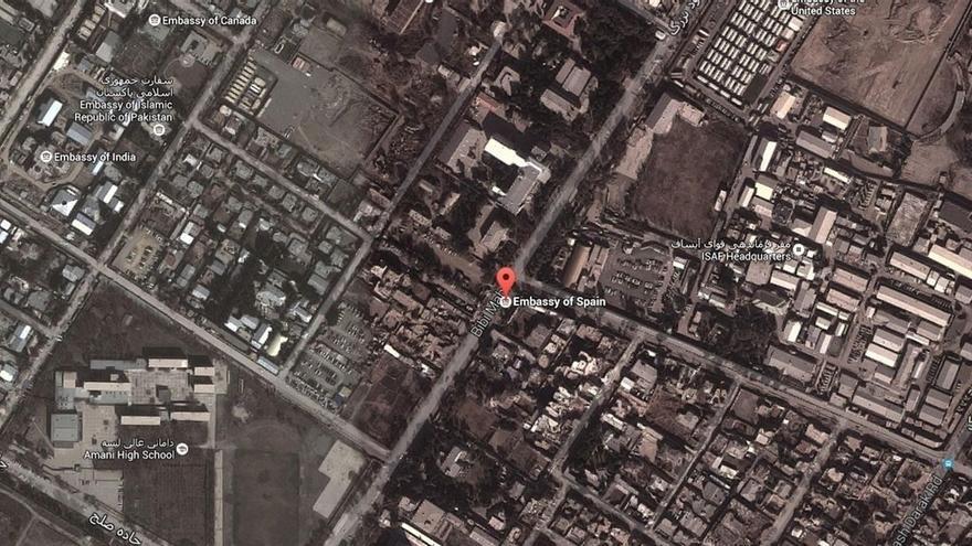 Este lunes partirá hacia Kabul el avión para repatriar a los policías fallecidos en el atentado del viernes