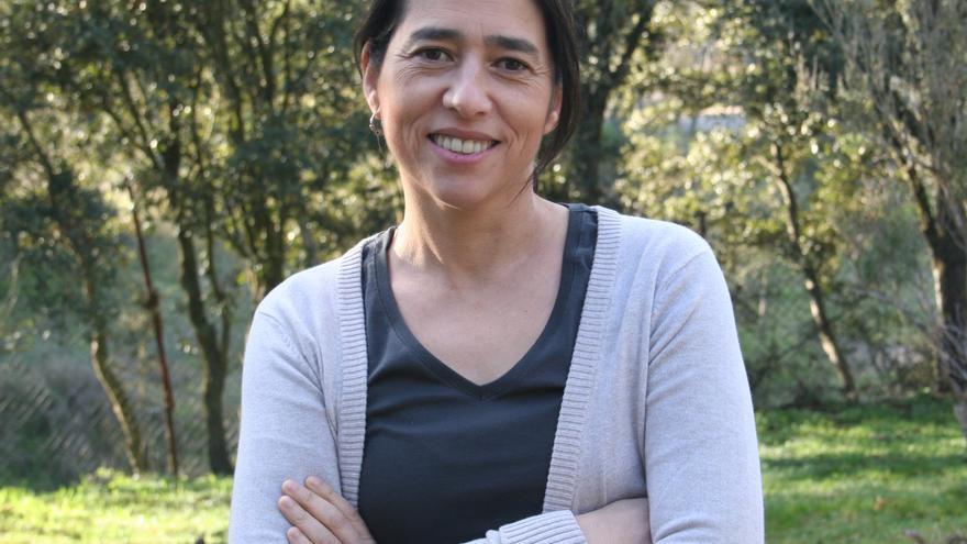 Paula Farias, médico y ex presidenta de Médicos Sin Fronteras. / MARÍA TEJERO / MSF