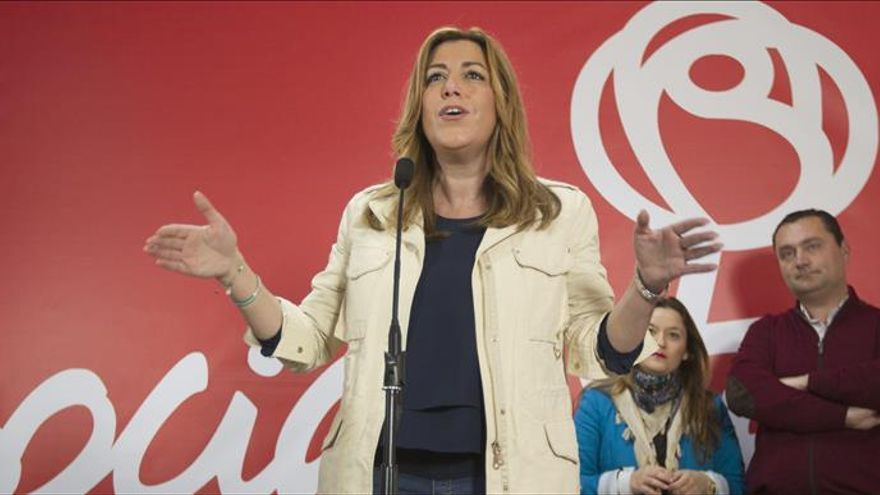 """Díaz achaca a las políticas del PP la """"involución"""" salarial de las mujeres"""