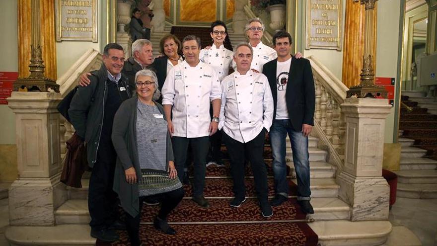 El Liceu abre sus puertas para Ferran Adrià y su Fábrica de comida solidaria