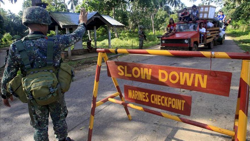 Cinco soldados filipinos muertos en un tiroteo con la guerrilla comunista