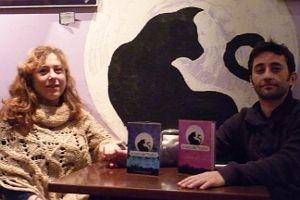 Elena y Sergio en 'La luna de Madrid' | Foto: A.P