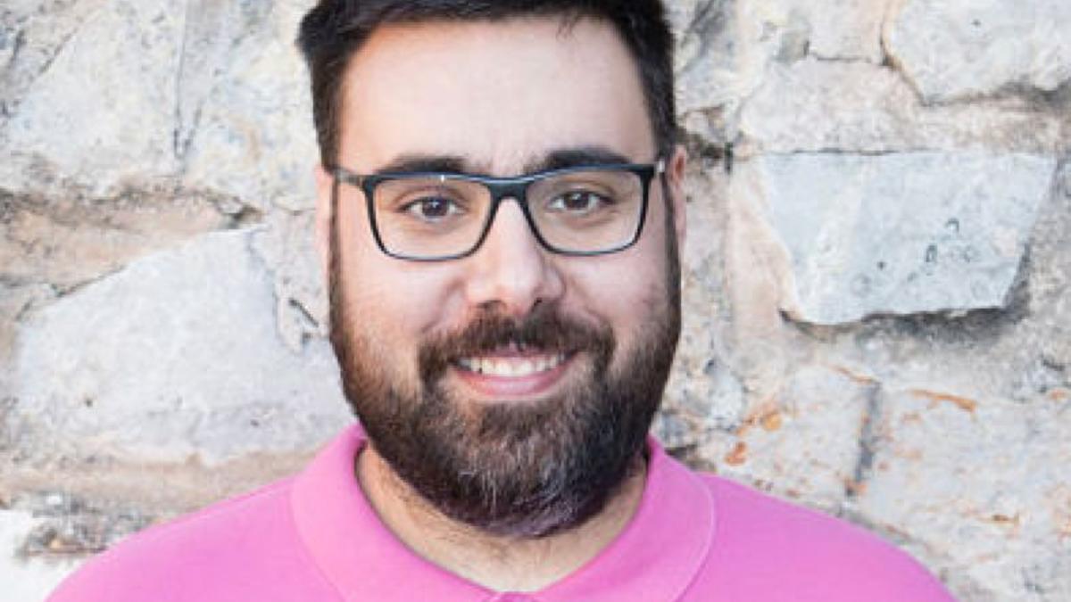 El regidor Manuel Pérez.