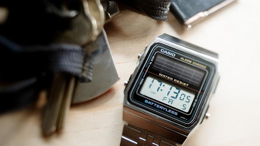 77fed56bceb5 Casio contraataca  los padres del reloj con sensores vuelven a luchar por  tu muñeca