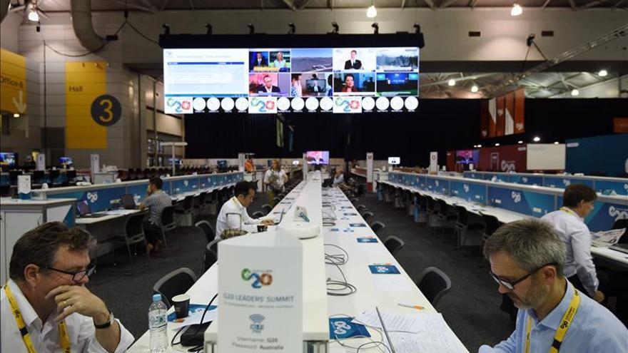 Arranca la primera sesión plenaria de la cumbre financiera del G20