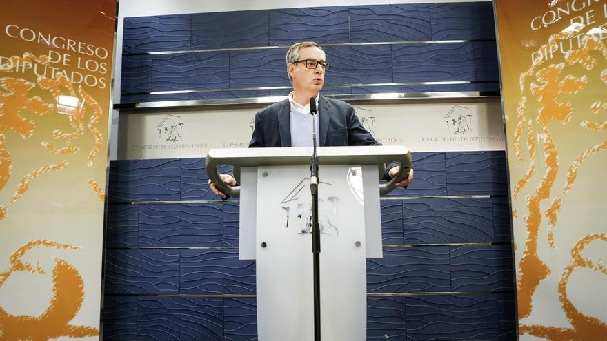 """Ciudadanos reitera que apoyará las medidas que adopte el Gobierno para """"hacer cumplir la ley"""" en Cataluña"""