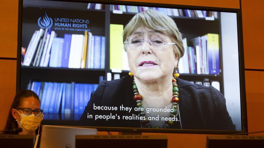 Bachelet expresa su aflicción por el asesinato de tres cooperantes en Etiopía