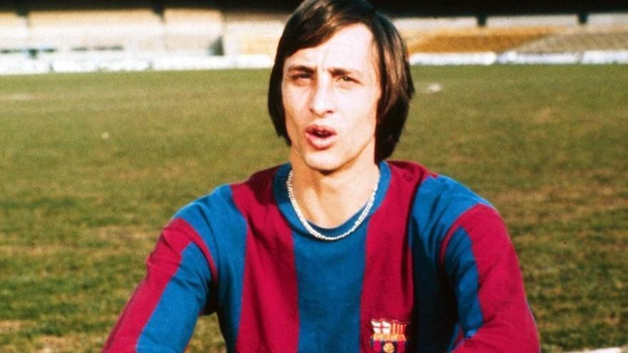 El juez obliga a rectificar la biografía de Johan Cruyff por injurias.