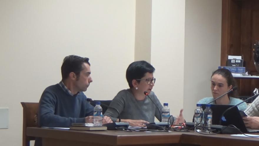 Grupo Popular en el Ayuntamiento de Tijarafe.