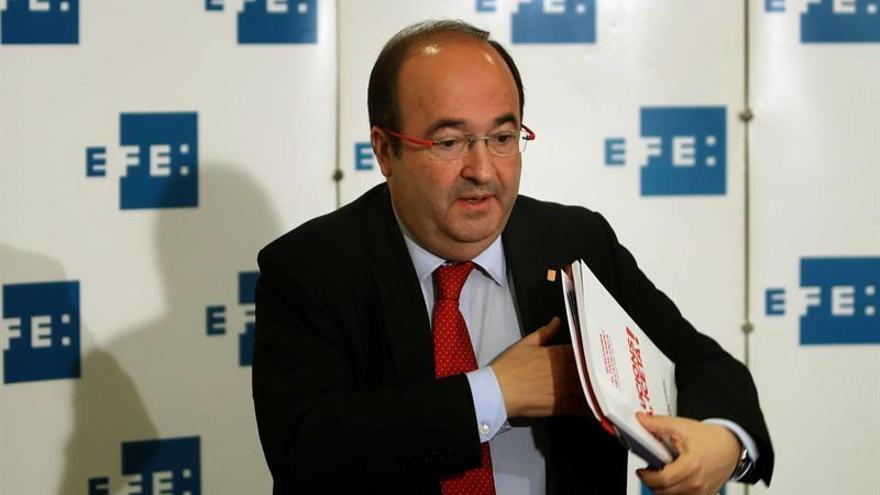 """Iceta dice que su objetivo es ya """"ganar las elecciones"""" y lanza su """"decálogo"""""""
