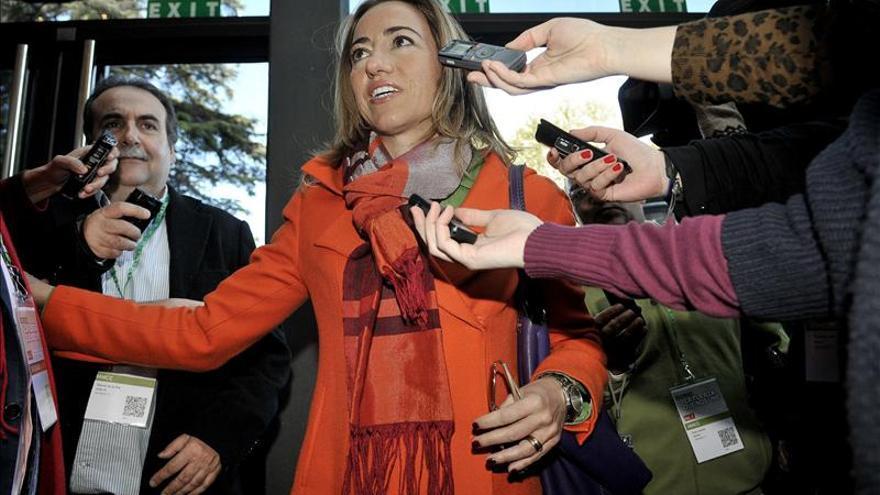 """Chacón confía en que """"todos"""" en el PSOE tomen nota de la renovación andaluza"""