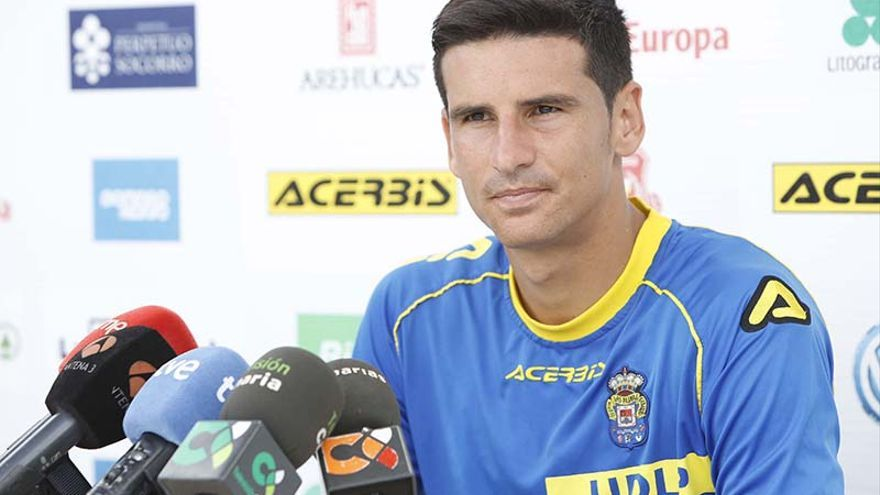Vicente Gómez. (UD Las Palmas).