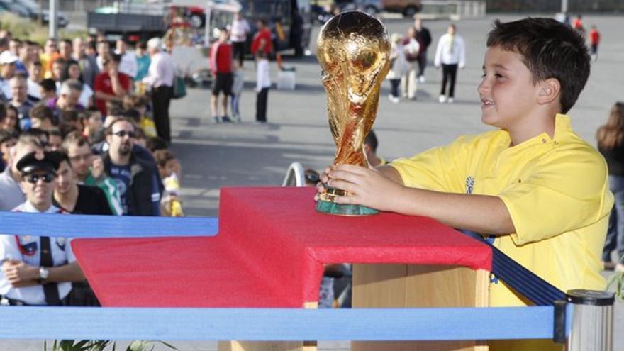 De la muestra de la Copa del Mundo #1