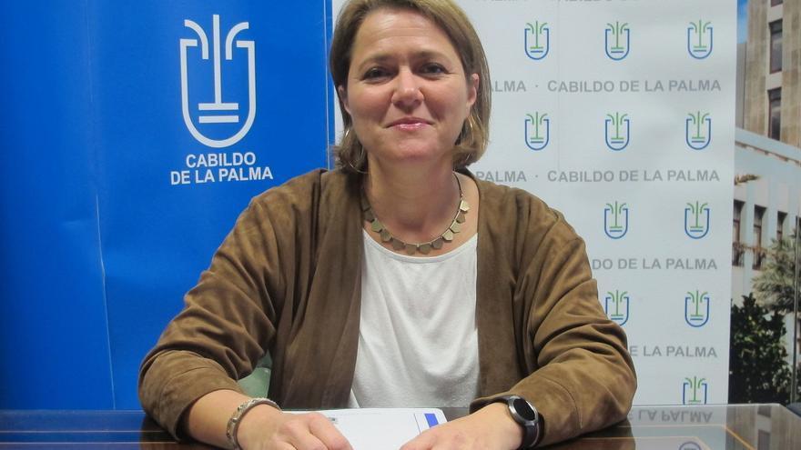 Alicia Vanoostende es consejera de Turismo.