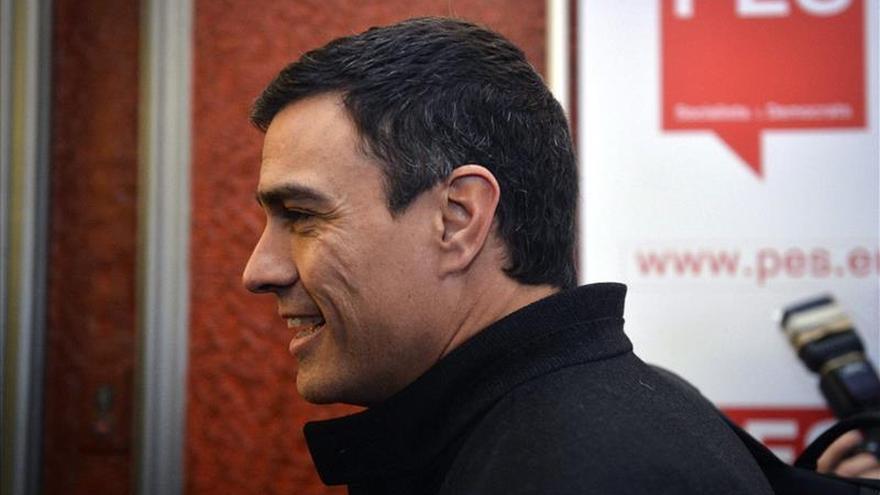 Pedro Sánchez asegura que estaán construyendo una alternativa ganadora en Madrid