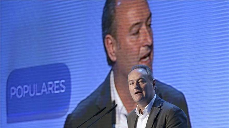 Fabra dice que el PP valenciano ha demostrado que se puede aprender de errores y resurgir