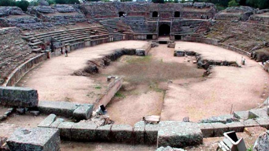 Anfiteatro Romano de Mérida / http://www.festivaldemerida.es