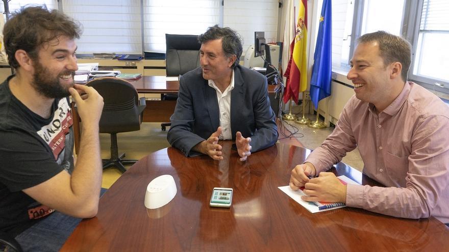 Una startup de domótica, premiada como mejor proyecto del Cantabria Explorer Space