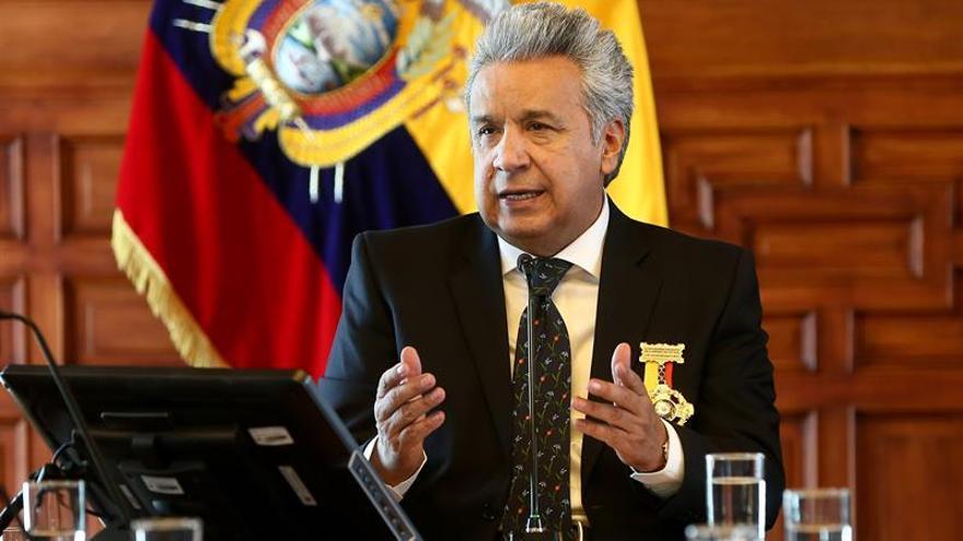 El presidente de Ecuador viajará a España tras visitar China y Catar
