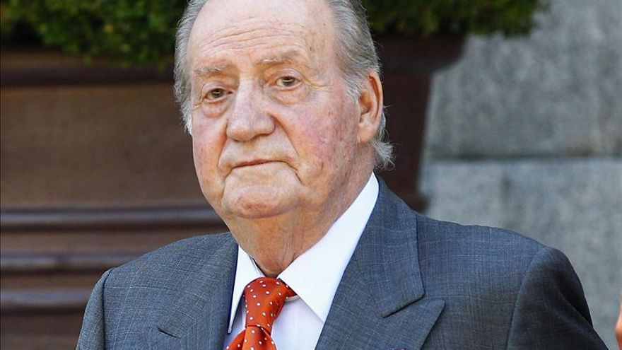 El Rey recibirá en Zarzuela a 16 nuevos embajadores antes de ser ingresado