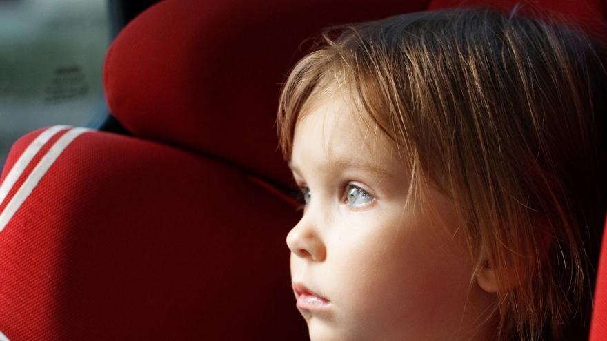 10 consejos para llevar a los niños en el coche de forma segura