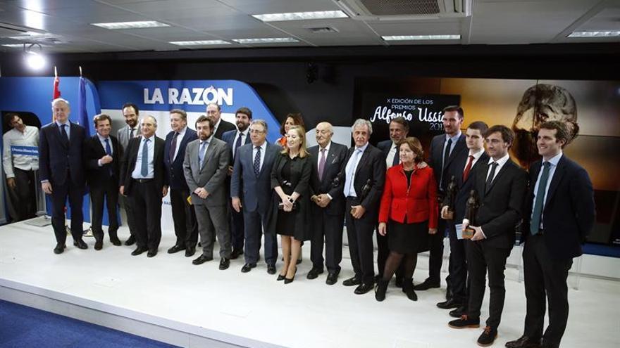 Los X Premios Alfonso Ussía rinden homenaje a Ignacio Echeverría