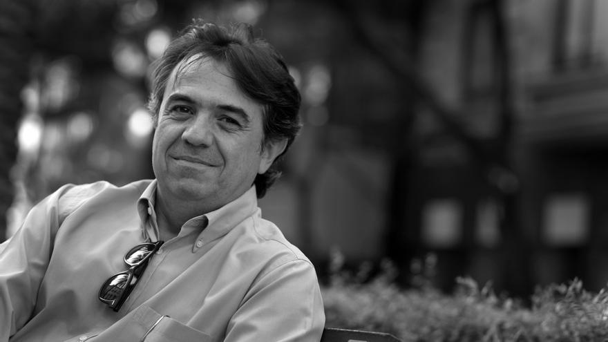 L'escriptor Martí Domínguez.