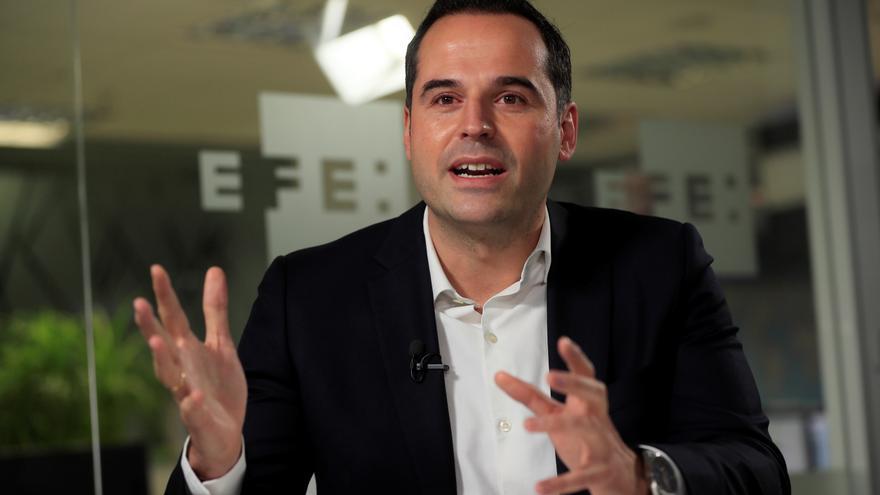 Dirigentes de Cs se movilizan para que Aguado no sea el candidato en Madrid