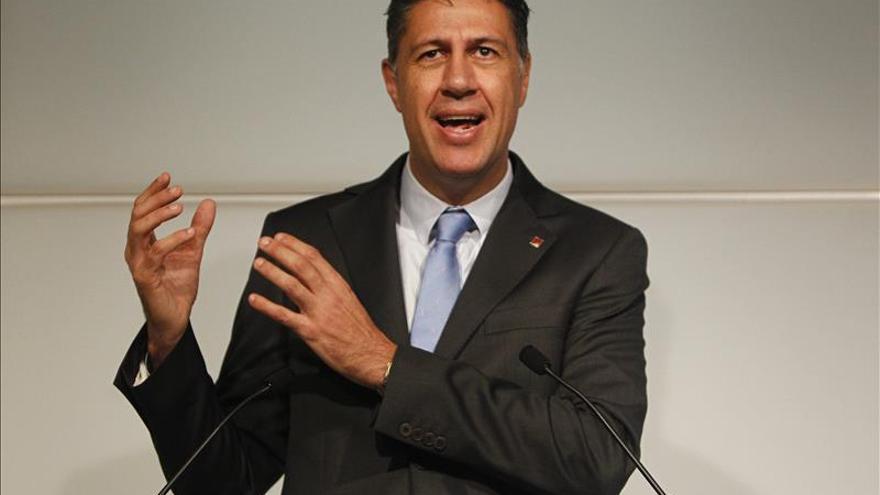 """Albiol pide a C's y PSC estar """"a la altura"""" y dar una imagen de """"unidad"""""""