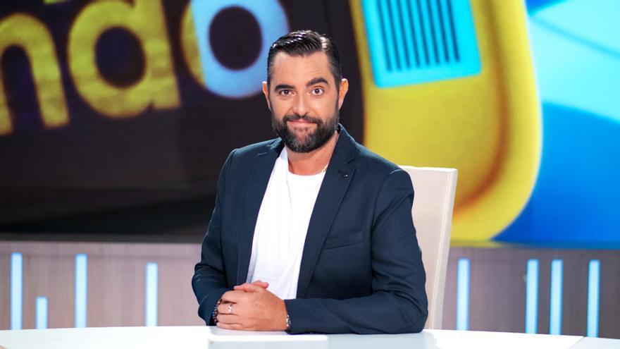 Dani Mateo, presentador de 'Zapeando'