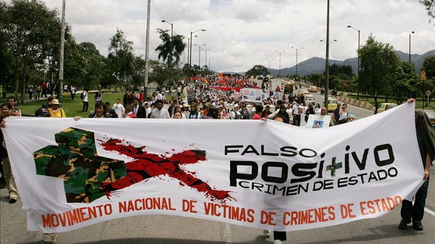 La ONG Cinep denuncia nuevas ejecuciones extrajudiciales en Colombia en 2014
