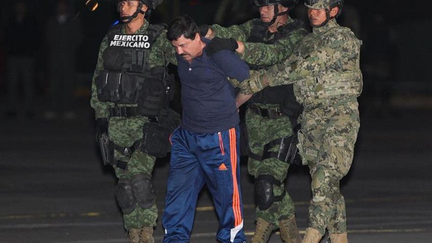 El futuro del Chapo en EE.UU., máxima seguridad y aparición de testigos clave