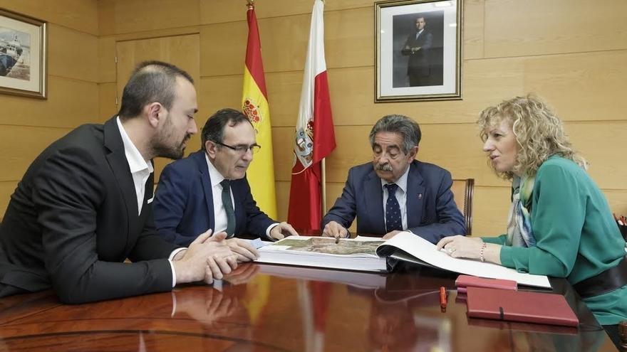 Cantabria y Torrelavega aceptan la propuesta de Fomento de financiar el 50% del soterramiento