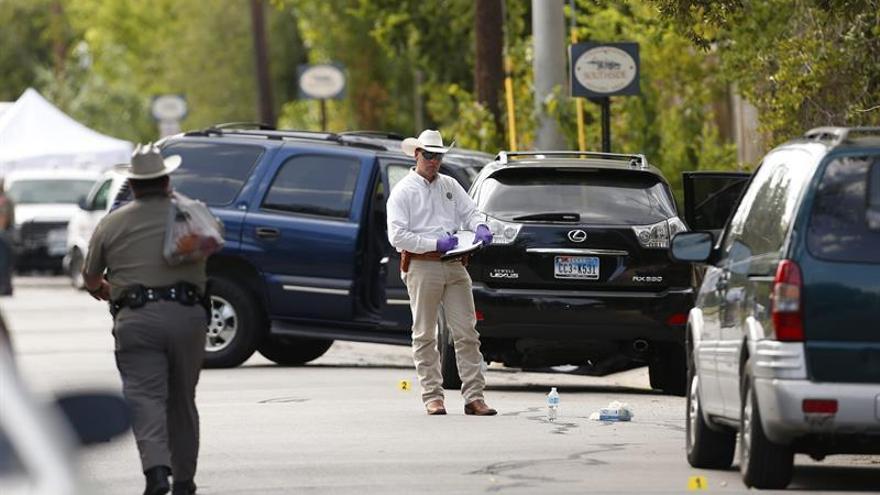 La autora del tiroteo en Texas se suicida y dos personas resultan heridas
