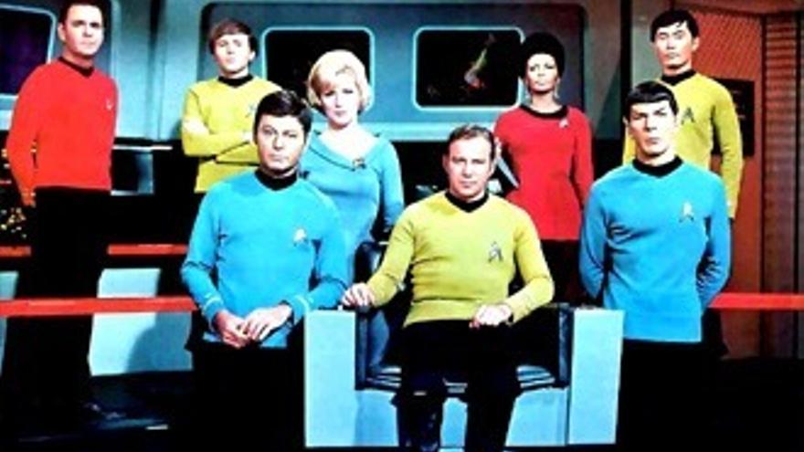 'Star Trek' regresa con nueva serie a TV, por su 50 aniversario