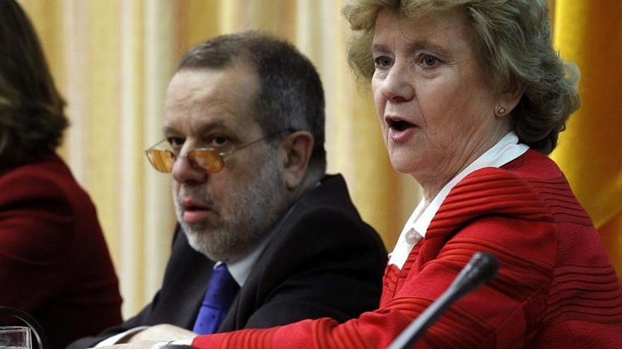 Fernández Marugán asume el cargo de defensor del pueblo en funciones