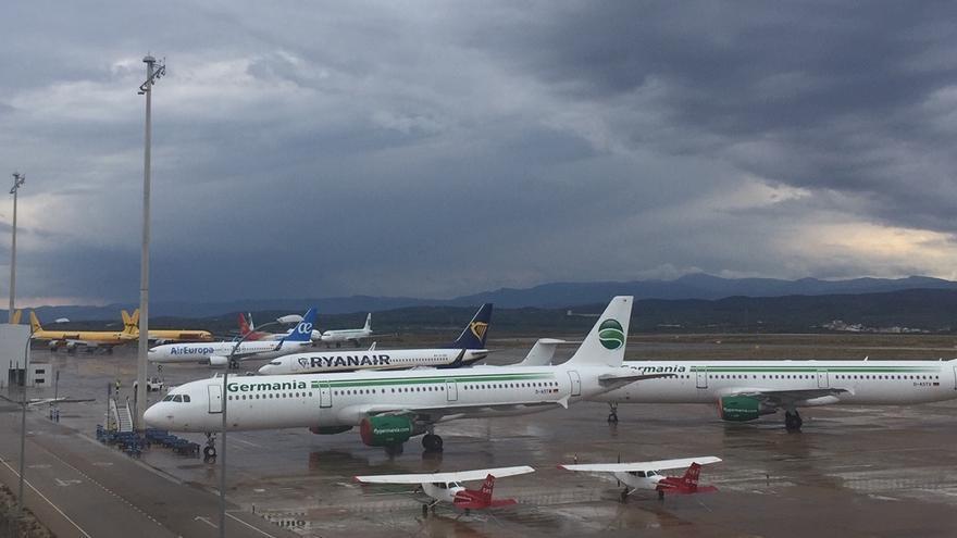 El aeropuerto de Castellón