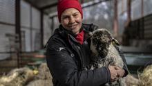 Ana, o la ganadería ecológica en tiempos de pandemia