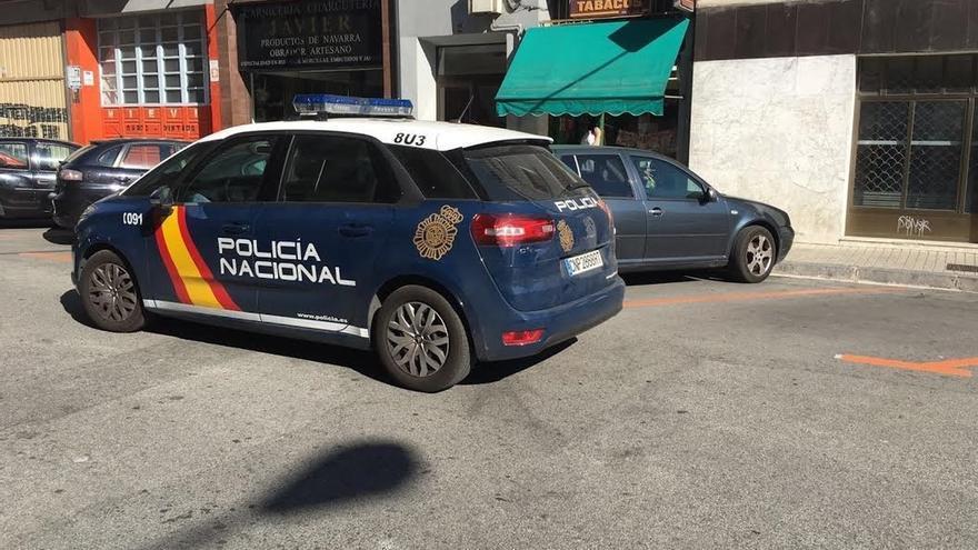 La Policía Nacional detiene a tres personas por hurto gracias a la colaboración ciudadana