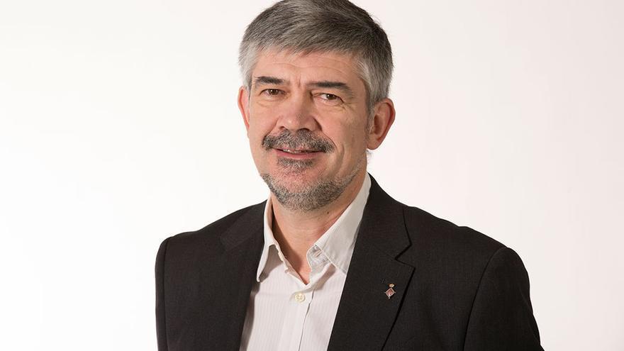 Agustí Colom, concejal de Turismo del Ayuntamiento de Barcelona
